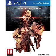 Left Alive - PS4 - Hra pro konzoli
