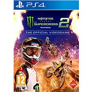 Monster Energy Supercross - The Official Videogame 2 - PS4 - Hra pro konzoli