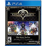 Kingdom Hearts: The Story So Far - PS4 - Hra na konzoli