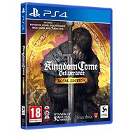 Kingdom Come: Deliverance Royal Edition - PS4 - Hra pro konzoli