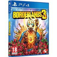 Borderlands 3 - PS4 - Hra na konzoli