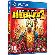 Borderlands 3: Deluxe Edition - PS4 - Hra pro konzoli