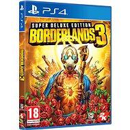 Borderlands 3: Super Deluxe Edition - PS4 - Hra pro konzoli