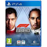 F1 2019 Anniversary Edition - PS4 - Hra pro konzoli