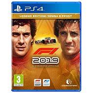 F1 2019 Legendary Edition - PS4