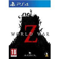 World War Z - PS4 - Hra pro konzoli