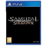 Samurai Showdown - PS4 - Hra pro konzoli