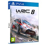 WRC 8 The Official Game - PS4 - Hra pro konzoli