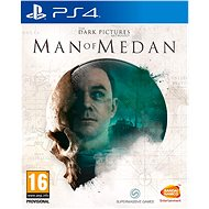 The Dark Pictures Anthology: Man of Medan - PS4 - Hra na konzoli
