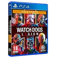 Watch Dogs Legion Gold Edition - PS4 - Hra na konzoli