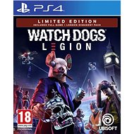 Watch Dogs Legion Limited Edition - PS4 - Hra na konzoli