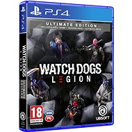 Watch Dogs Legion Ultimate Edition - PS4 - Hra pro konzoli