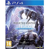 Monster Hunter World: Iceborne Master Edition  - PS4 - Hra pro konzoli