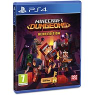 Minecraft Dungeons: Hero Edition - PS4 - Console Game