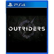 Outriders - PS4 - Hra pro konzoli