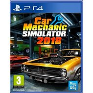 Car Mechanic Simulator 2018 - PS4 - Hra pro konzoli