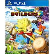 Dragon Quest Builders 2 - PS4 - Console Game