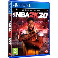 NBA 2K20 - PS4 - Hra na konzoli
