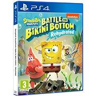Spongebob SquarePants: Battle for Bikini Bottom - Rehydrated - PS4 - Hra pro konzoli
