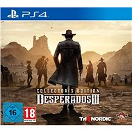 Desperados III - Collectors Edition - PS4 - Hra pro konzoli