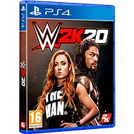 WWE 2K20 - PS4 - Console Game