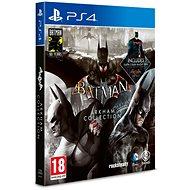 Batman: Arkham Collection - PS4 - Hra pro konzoli