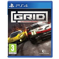 Grid Ultimate Edition (2019) - PS4