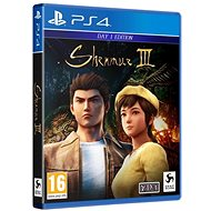 Shenmue III - Day 1 Edition - PS4 - Hra pro konzoli