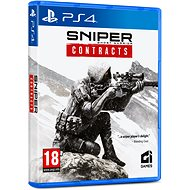 Sniper: Ghost Warrior Contracts - PS4 - Hra pro konzoli