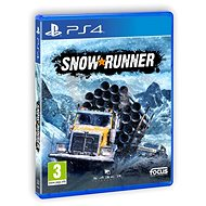 SnowRunner - PS4 - Hra pro konzoli