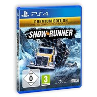 SnowRunner Premium Edition - PS4 - Hra pro konzoli
