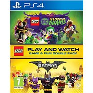 LEGO DC Supervillains: Double Pack - PS4 - Hra pro konzoli