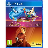 Disney Classic Games: Aladdin and the Lion King - PS4 - Hra pro konzoli