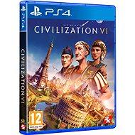 Sid Meiers Civilization VI - PS4 - Hra na konzoli