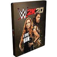WWE 2K20 Steelbook Edition - PS4 - Hra pro konzoli