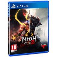 Nioh 2 - PS4 - Hra na konzoli