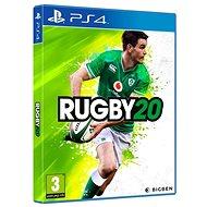 Rugby 20 - PS4 - Hra pro konzoli