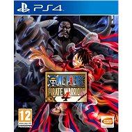 One Piece Pirate Warriors 4: Kaido Edition - PS4 - Hra pro konzoli