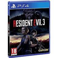 Resident Evil 3 - PS4 - Hra pro konzoli