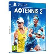 AO Tennis 2 - PS4 - Hra pro konzoli
