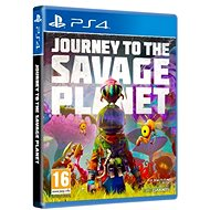 Journey to the Savage Planet - PS4 - Console Game