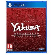 The Yakuza Remastered Collection - PS4 - Hra pro konzoli