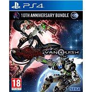 Bayonetta and Vanquish 10th Anniversary Bundle - PS4 - Hra pro konzoli