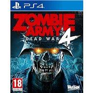 Zombie Army 4: Dead War - PS4 - Hra na konzoli