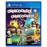 Overcooked! + Overcooked! 2 - Double Pack - PS4 - Hra na konzoli