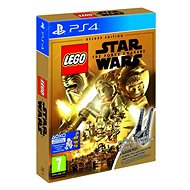 LEGO Star Wars: The Force Awakens - Deluxe Edition  - PS4 - Hra na konzoli