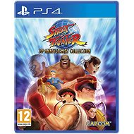 Street Fighter 30th Anniversary Collection - PS4 - Hra pro konzoli