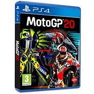 MotoGP 20 - PS4 - Hra na konzoli