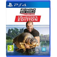 Fishing Sim World 2020 - Pro Tour Collectors Edition - PS4 - Hra na konzoli