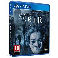 Maid of Sker - PS4 - Hra na konzoli